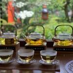 薬膳カフェ 花美津姫 - 中国薬膳茶