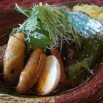 ハルディ - 料理写真:とろりポーク+ポーク+鶏皮餃子