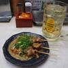 Shichifukujin - 料理写真:どて焼き & ハイボール