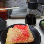 七福神 - 「えびもち」は「砂糖醤油」で食べる