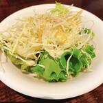アイヒェンプラッツ - サラダ