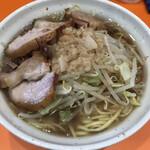 ラーメン ブッダ - ブッダ 細麺・醤油(¥750)