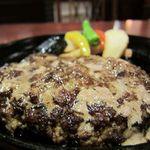 Sun-mi高松 - ハンバーグステーキ