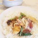 インド式 チャオカリー - 菜菜カレー