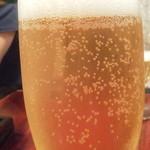 中国家庭料理 楊 - 青島ビールで乾杯