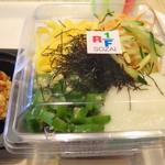 RF1 - 【茶そば&からあげ:496円(2012.5.11)】