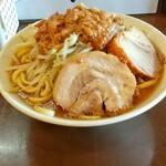 麺屋 歩夢 - 小ラーメン。¥800