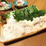 北前居酒屋 佐勘  - 料理写真:鱧すき鍋