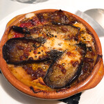 Risutorantehirooosaka - 長茄子とミートソースの特製ラザーニャ