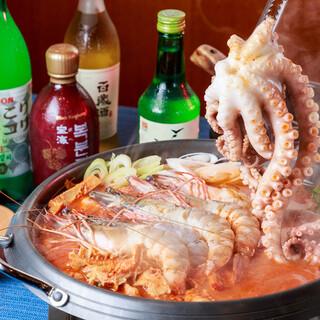 美容に良い韓国料理のご提案