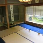 13133032 - 寿立庵のここで抹茶をいただきました