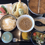 中村庵 - 料理写真:日替わりランチ(1580円)