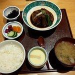 魚國 - 大穴子煮付定食(2020.5)