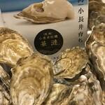 小長井町漁協直売所 - 料理写真:
