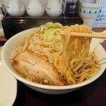 鶴亀食堂 - 鶴二郎