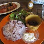 虹色cafe - Lunch set \750