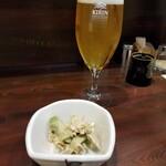 川瀬 - ビール