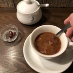 ムーン ファクトリー コーヒー - 中煎りブレンド8¥750