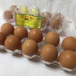 須賀商店 - 料理写真:こだわり卵