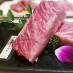nikushouiyasaka - 中落ちカルビ  880円
