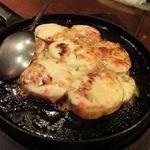 炭火屋 - 男爵いものメンタイチーズ焼き