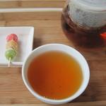 Cafe 椿 - 東方美人