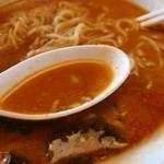 桃花 - スープ