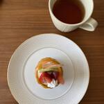 131351361 - ⚫︎きりかぶ カイザーのスペシャルティ!ドイツのケーキにしては可愛いスタイル(褒め言葉です)