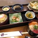 かに徳 - 料理写真:松花堂ランチ
