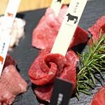 熟成和牛焼肉エイジング・ビーフ - カメノコ