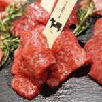熟成和牛焼肉エイジング・ビーフ - リブ芯ロース