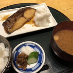Shokusaikadota - 銀むつ漬焼き定食