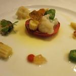 舞桜 - 焼トマトと煮こごり