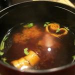 舞桜 - 味噌汁