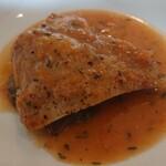 ラ リベラ - ランチBコース、豚ホホ肉