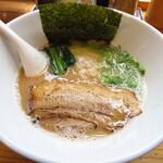 らぁめん二代目オカワリ - 鶏白湯 720円