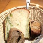 13137003 - 食べ放題のパン