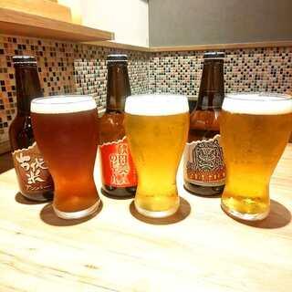 しょうが焼きBaKa - 秋田のクラフトビール3種類