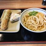 さぬき麺市場 - 今日の昼食