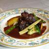 プティスエ - 料理写真:牛ホホ肉の赤ワイン煮込