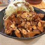 トンテキ食堂8 - こま切れトンテキ(300g)