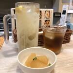 トンテキ食堂8 - ハイボール
