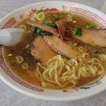中華食堂仙成 - チャーシュー麺