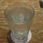 13141544 - 麦焼酎水割り(中々)