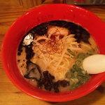 麺屋よかたい - ○よらーめん(650円)