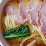 担々亭 - チャーシュー麺