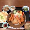 かさおか食堂 - 料理写真:フライ定食