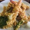 ほたて - 料理写真:上天ぷら