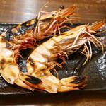 中真水産 - 2020/1/19  牛エビ〜  2回目