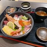 総本山 - 日替わりメニュー 儂の海鮮丼